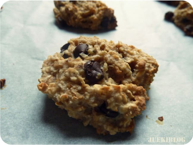 Des biscuits gourmands
