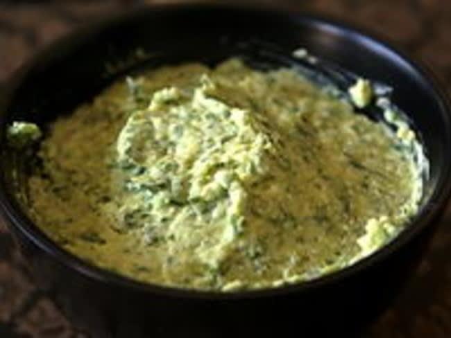 Beurre d'ail