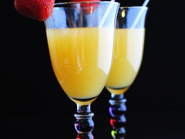 Cocktail sans alcool tout fruité