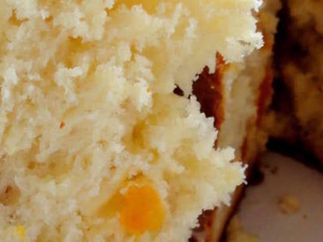 Brioche aux abricots et à la vanille