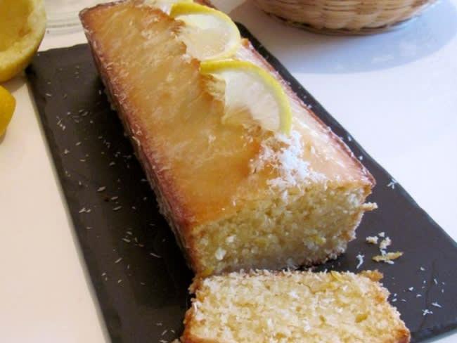 Cake citron - coco