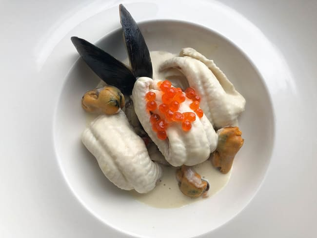 Filets de sole Dieppoise