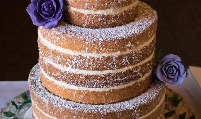 Recettes de naked cake : des idées de recettes faciles et