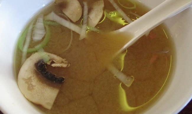 La soupe Miso