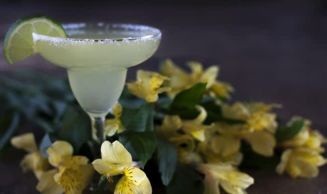 Coktail Margarita à la tequila
