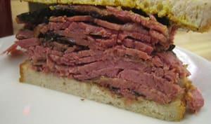 Sandwich pastrami