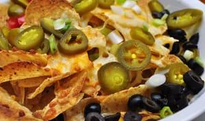 Mmm ...nachos.