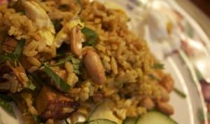 Riz sauté Nasi goreng