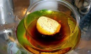 Fromage et vinaigrette