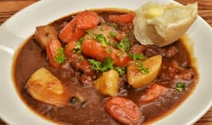 Assiette d'irish stew