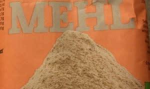 Paquet de farine de teff