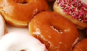 Plateau de donuts