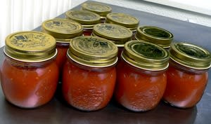 Sauce tomate home made