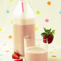 lait de noisette
