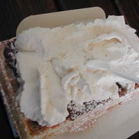 Gaufre chantilly