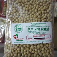 Haricots de soja en sachet