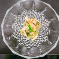 Paloures et copeaux de foie gras