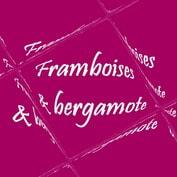 Framboises et bergamote