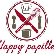 Happy papilles