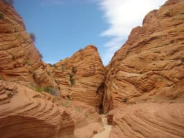 Slot Canyons and the Wave