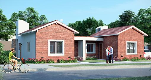 Una casa a la venta