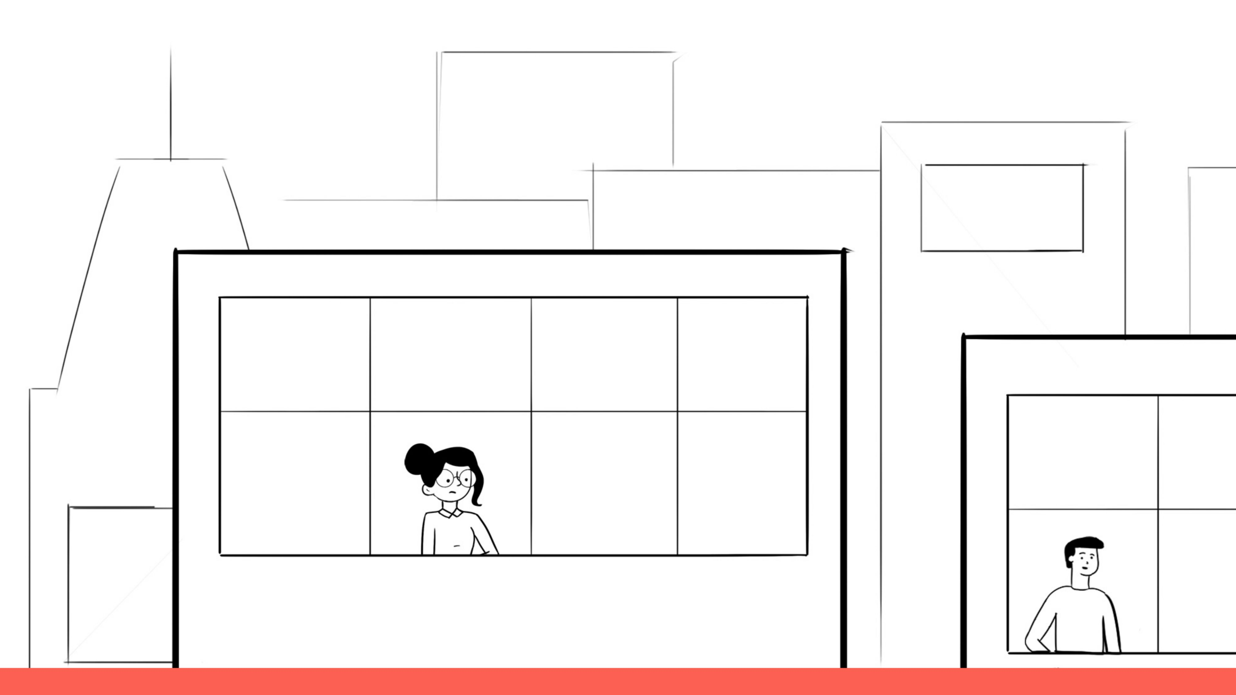 storyboard first page