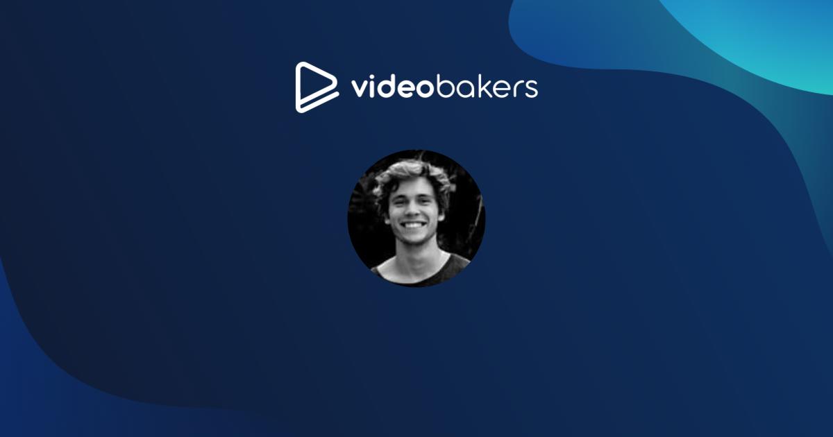speaker avatar with videobakers ci