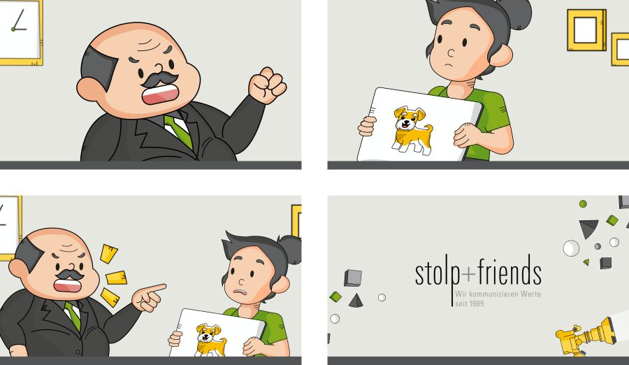 Stol+Friend Illustration