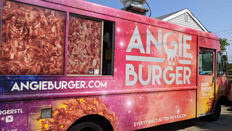 Angie Burger Truck