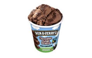 B&J 150ml Chocolate Fudge Brownie