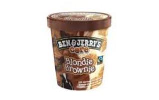 B&J 500ml Blondie Brownie