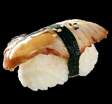 Unagi Nigiri (1 Stück)