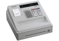 Entry level Cash register - White