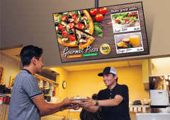 60-inch High Bright Full-HD Digital Display