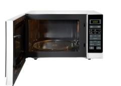900W Midsize Microwave - White