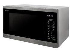 1200W Inverter Microwave - Stainless Steel