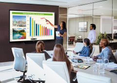 85-inch 4k InGlass SoC Interactive Whiteboard