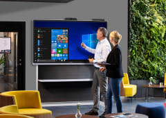 70-inch Windows Collaboration Display