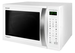 1000W Convection Microwave - White
