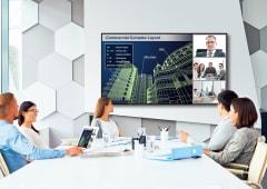 86-inch 4K Digital Display