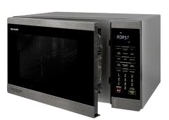 1100W Inverter Convection Microwave - Stainless Steel