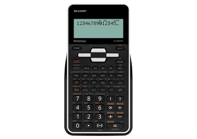 WriteView Scientific Calculator