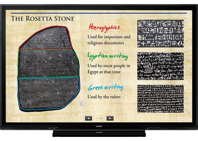 75-inch 4k SoC Interactive Whiteboard