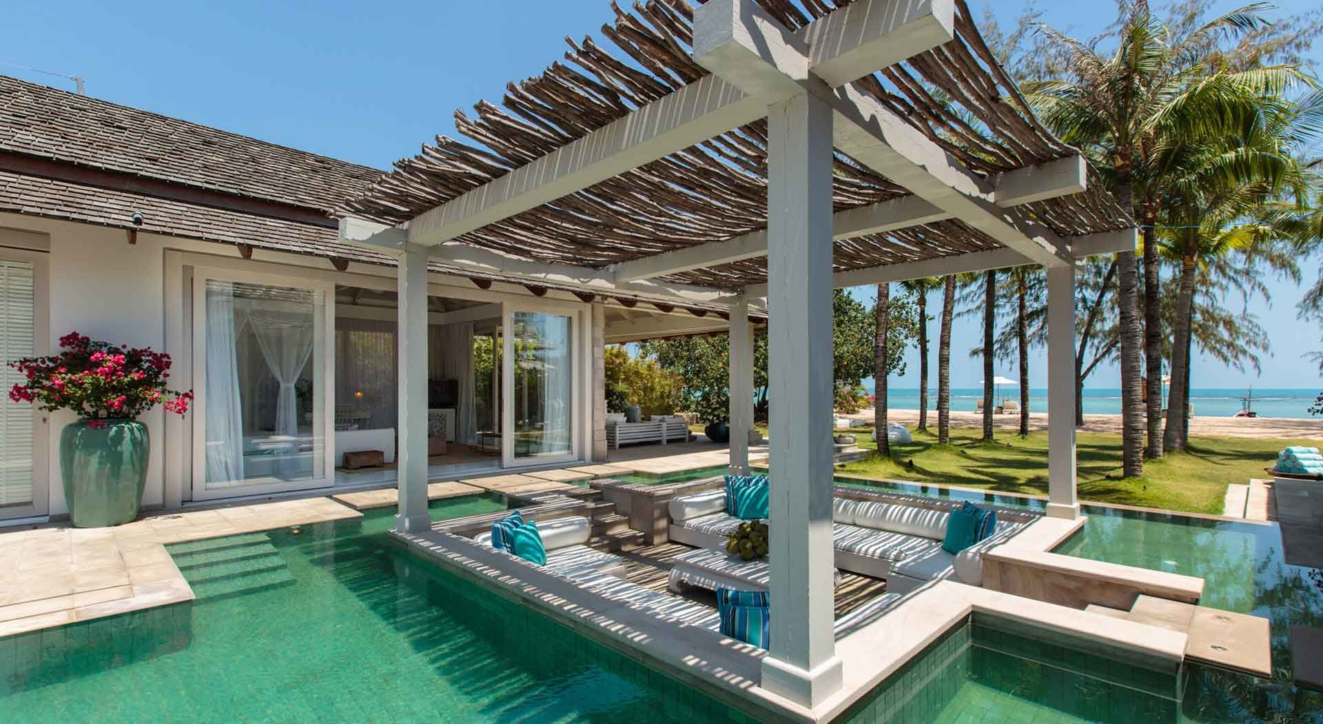 Koh samui villas best luxury holiday rentals in samui for Beautiful medium houses