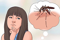 Dengue fever is more serious if you ...