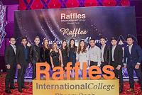 Raffles International University...