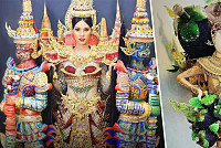 Thailand's National Contest for Miss...