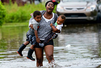 New Orleans Faces a Major Flood...