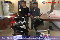 Police in Por Senchey detained two...