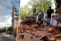 Indonesia hits quake after 6.1...